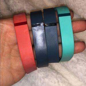 Fitbit Flex wristband bundle